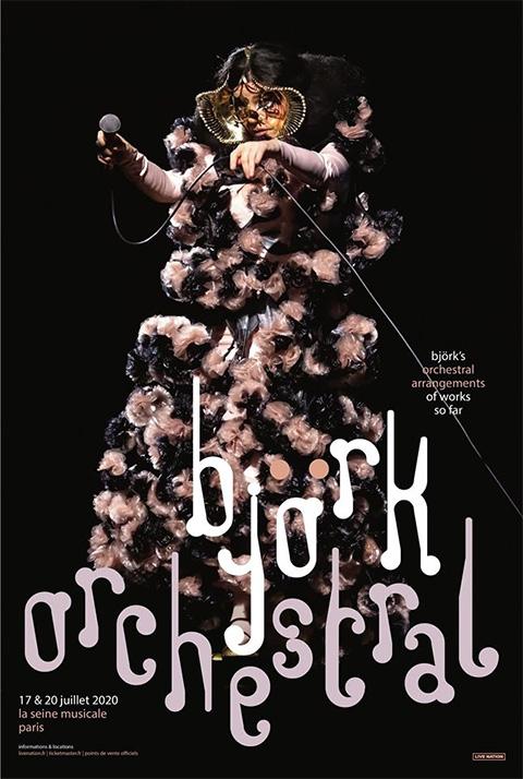 Bientôt En Concert Chez Nous – Björk – Björk Orchestral