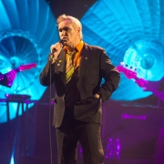 Morrissey in concert at Meadow Brook Amphitheatre, Rochester Hills Michigan, America - 13 Sep 2019