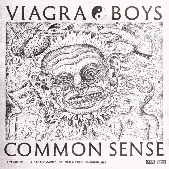 News – Viagra Boys – Common Sense EP