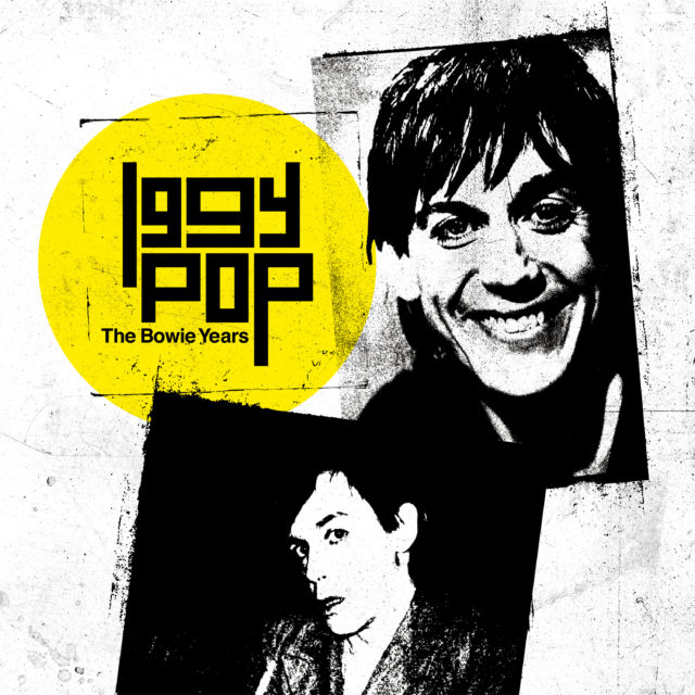News – Iggy Pop – The Bowie Years – Box set