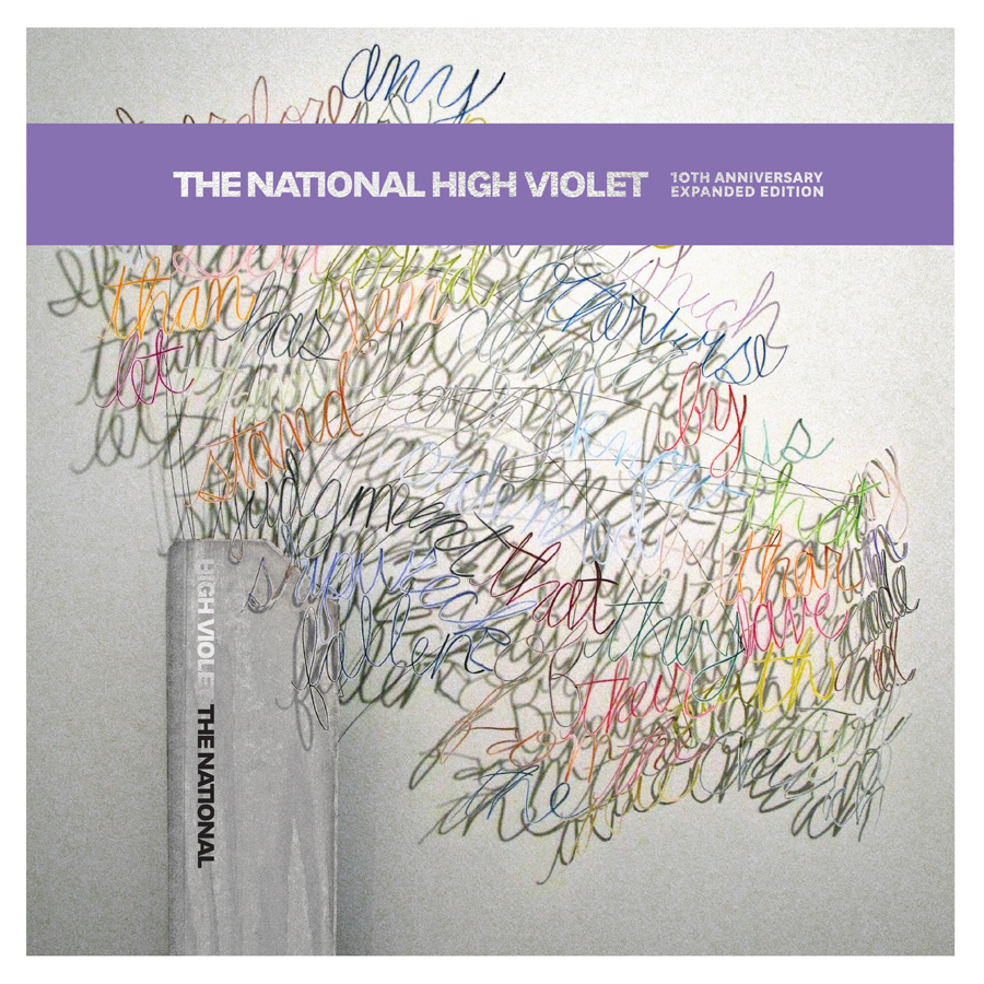 The National – High Violet – 10th Anniversary Expanded Edition