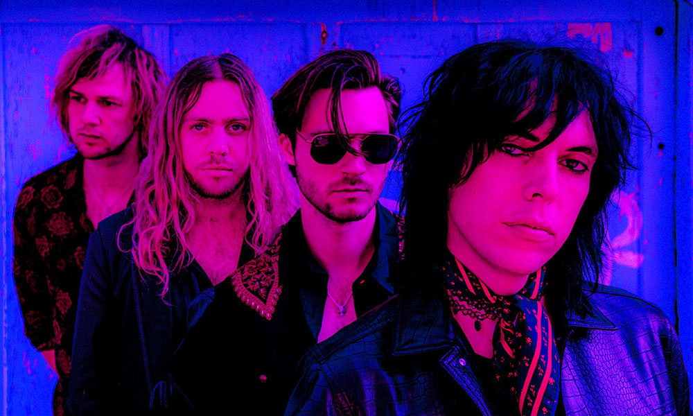 Le live de la semaine – The Struts – Sunday Service