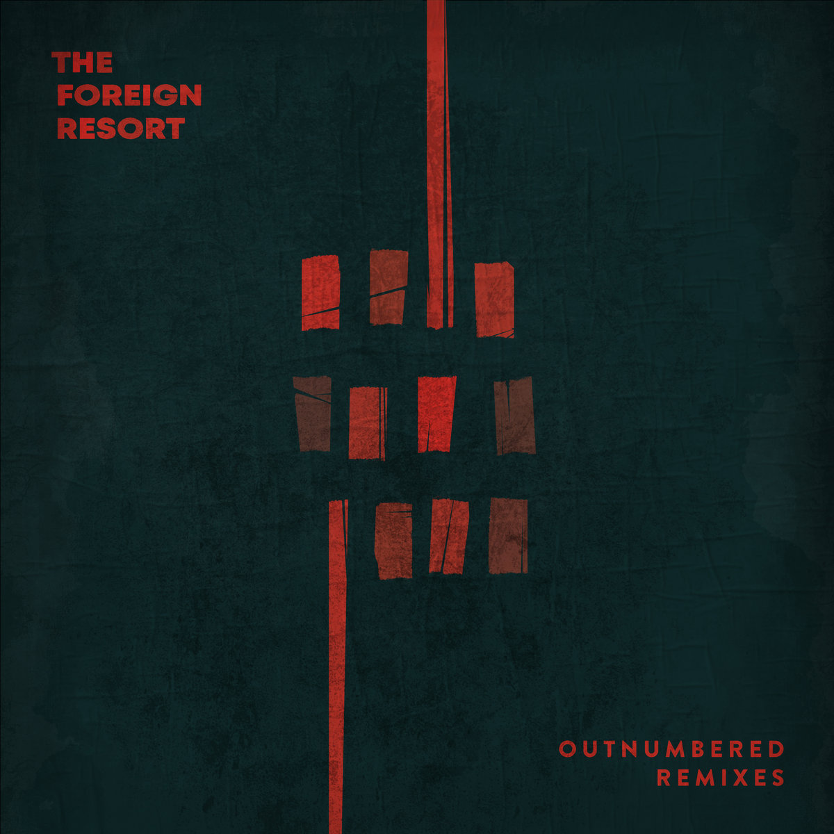 News – The Foreign Resort – Outnumbered Remixes