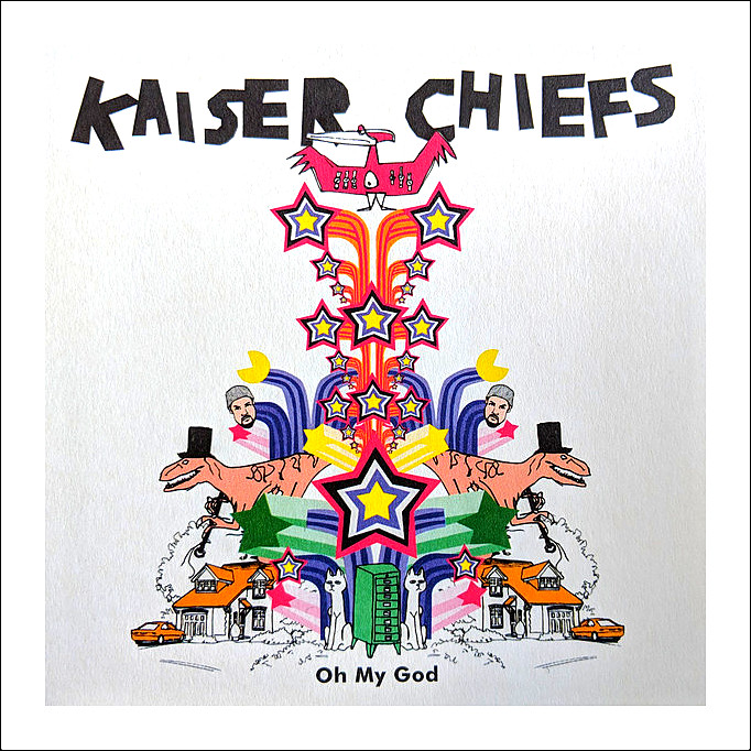News – Kaiser Chiefs – Oh My God (Stay at home edit)