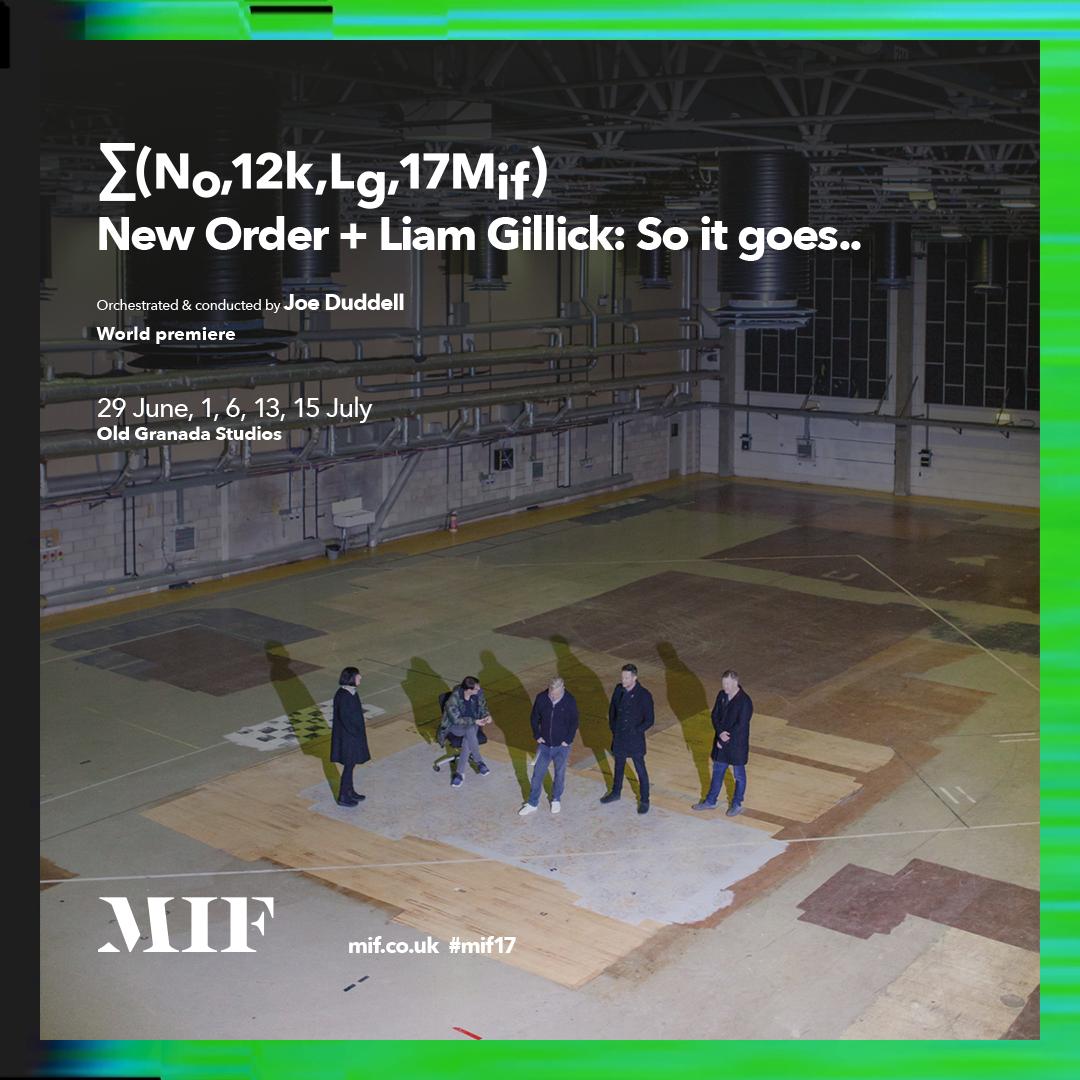 Le live de la semaine – New Order – Old Granada de Manchester – 2017