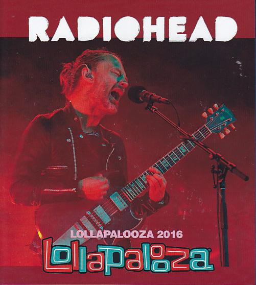 News – Radiohead – Lollapalooza Festival 2016 – En direct sur Youtube