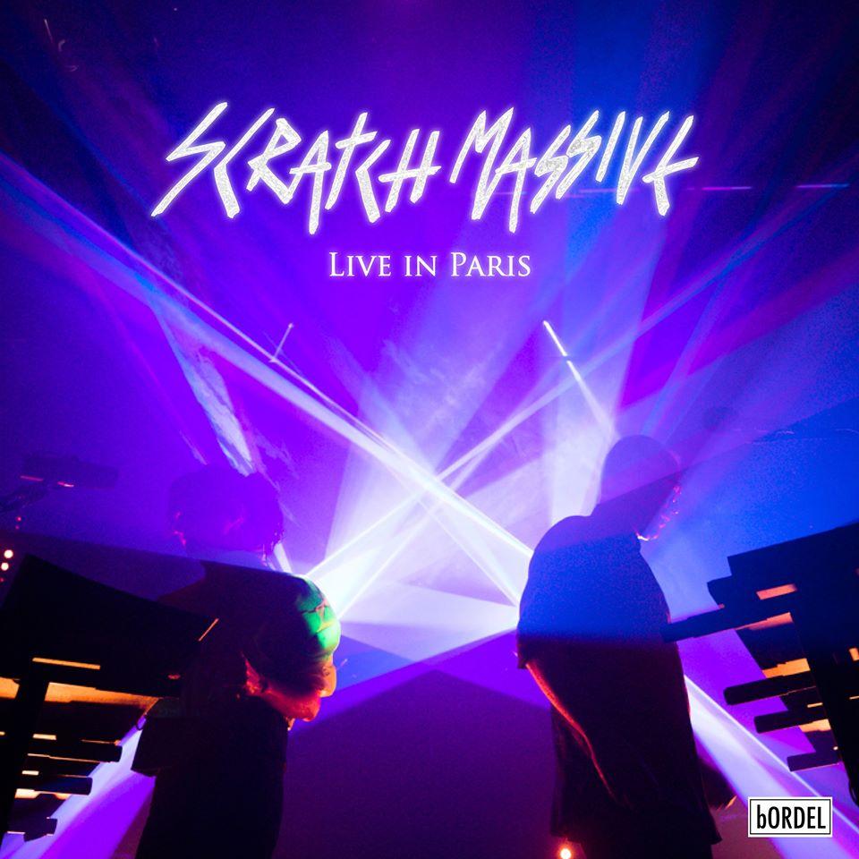 Le live de la semaine – Scratch Massive – Live in Paris