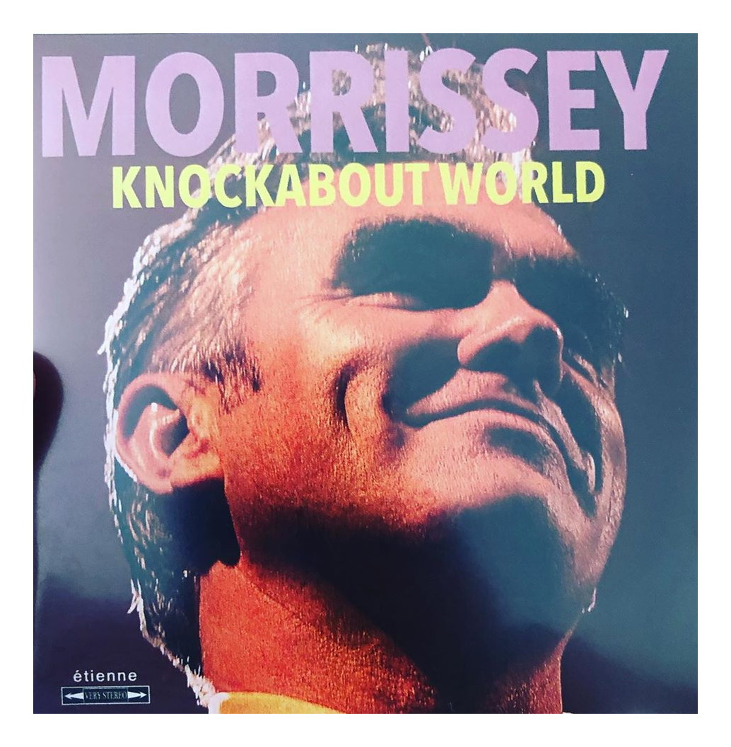 News – Morrissey – Knockabout world – (Lyric Video)