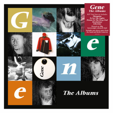 News – Gene – The Albums – Box sets