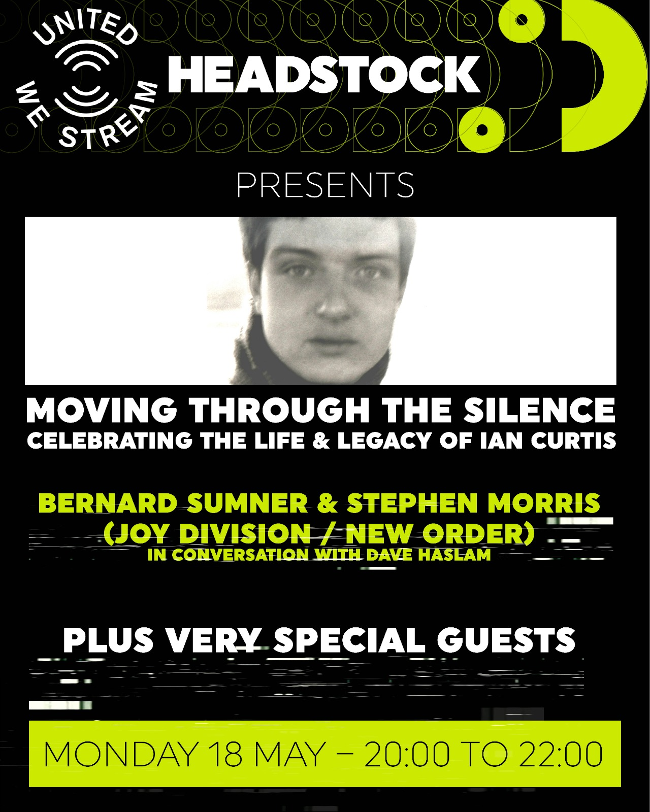 News – Moving Through The Silence – Online tribute to Ian Curtis