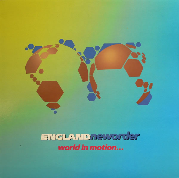 Mr Erudit – ENGLANDneworder – World In Motion