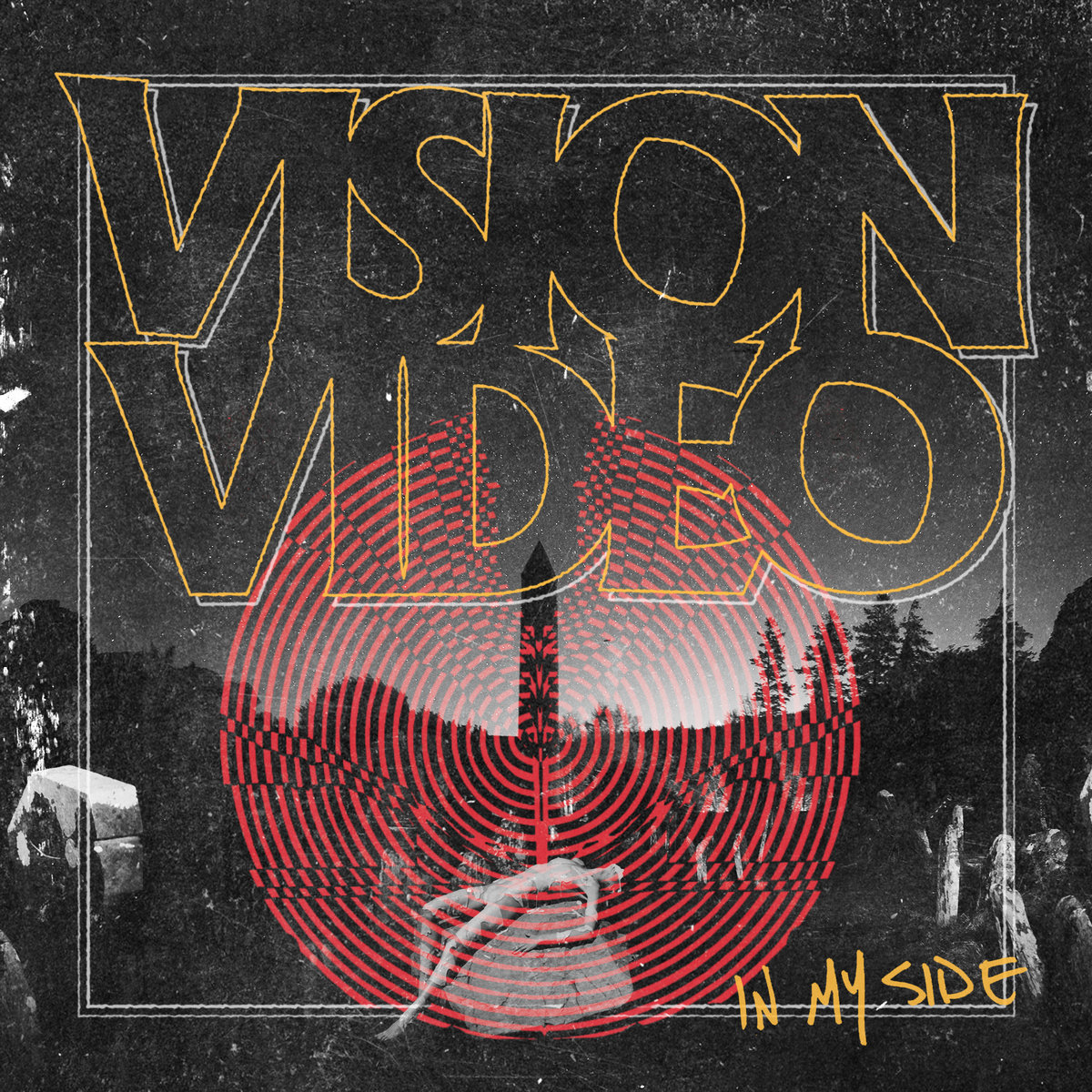 Post-punk shivers – Vision Video – In My Side