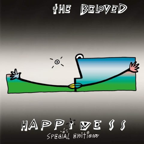 News – The Beloved – Happiness 2CD deluxe