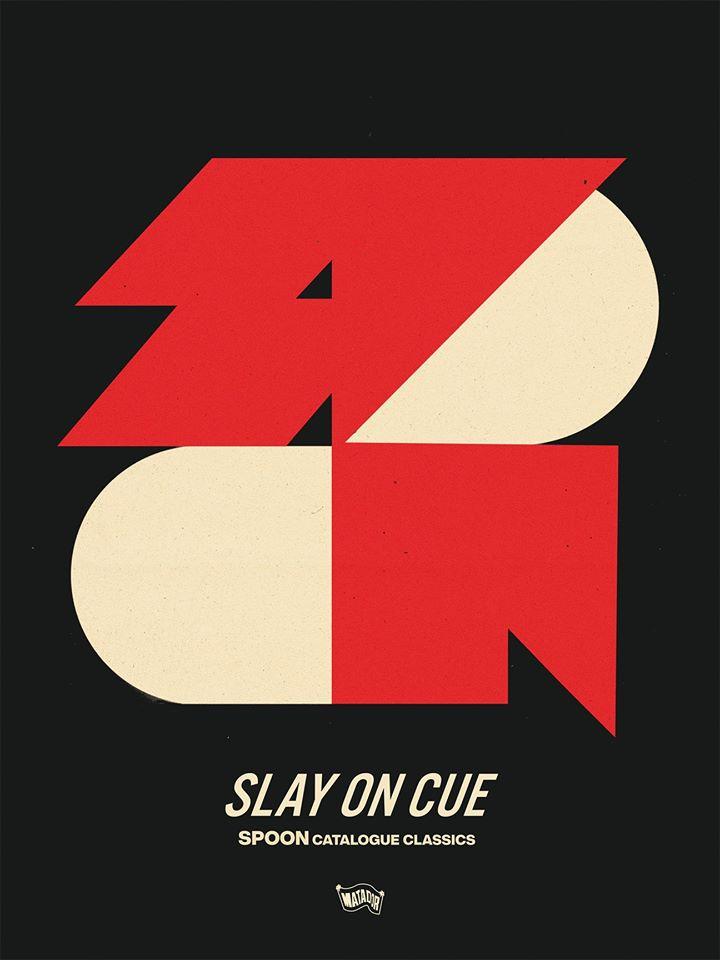 News – Spoon – Slay On Cue: Spoon Catalog Classics