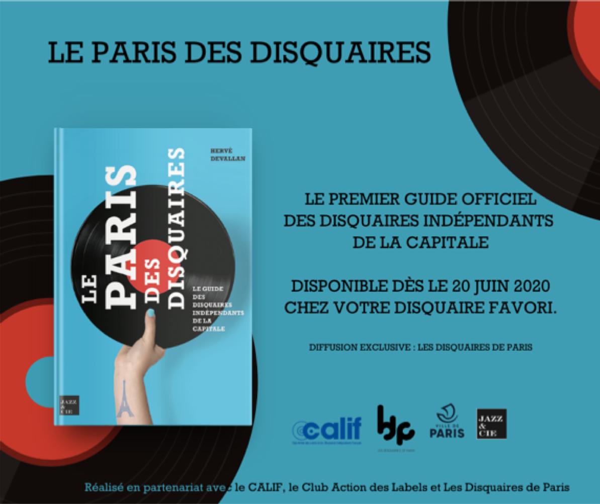 News Littéraires – Le Paris des Disquaires