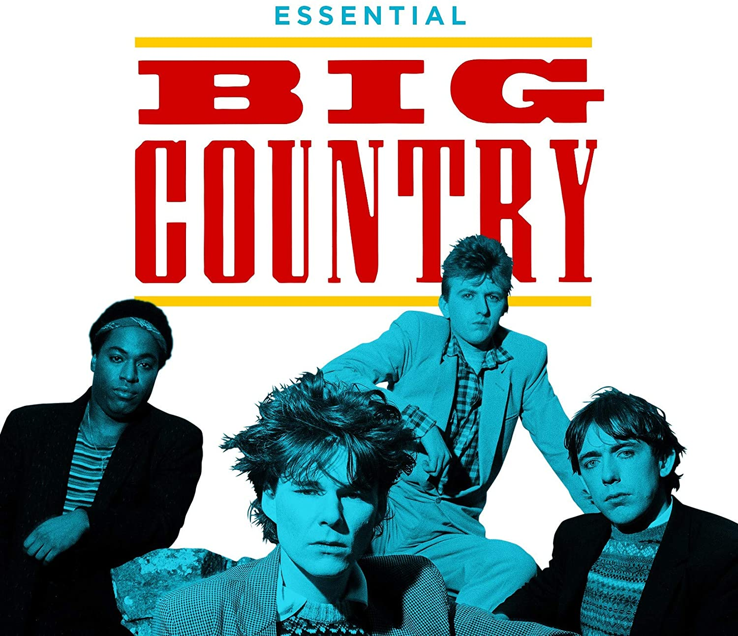 News – Big Country – Essential Big Country – 3CD