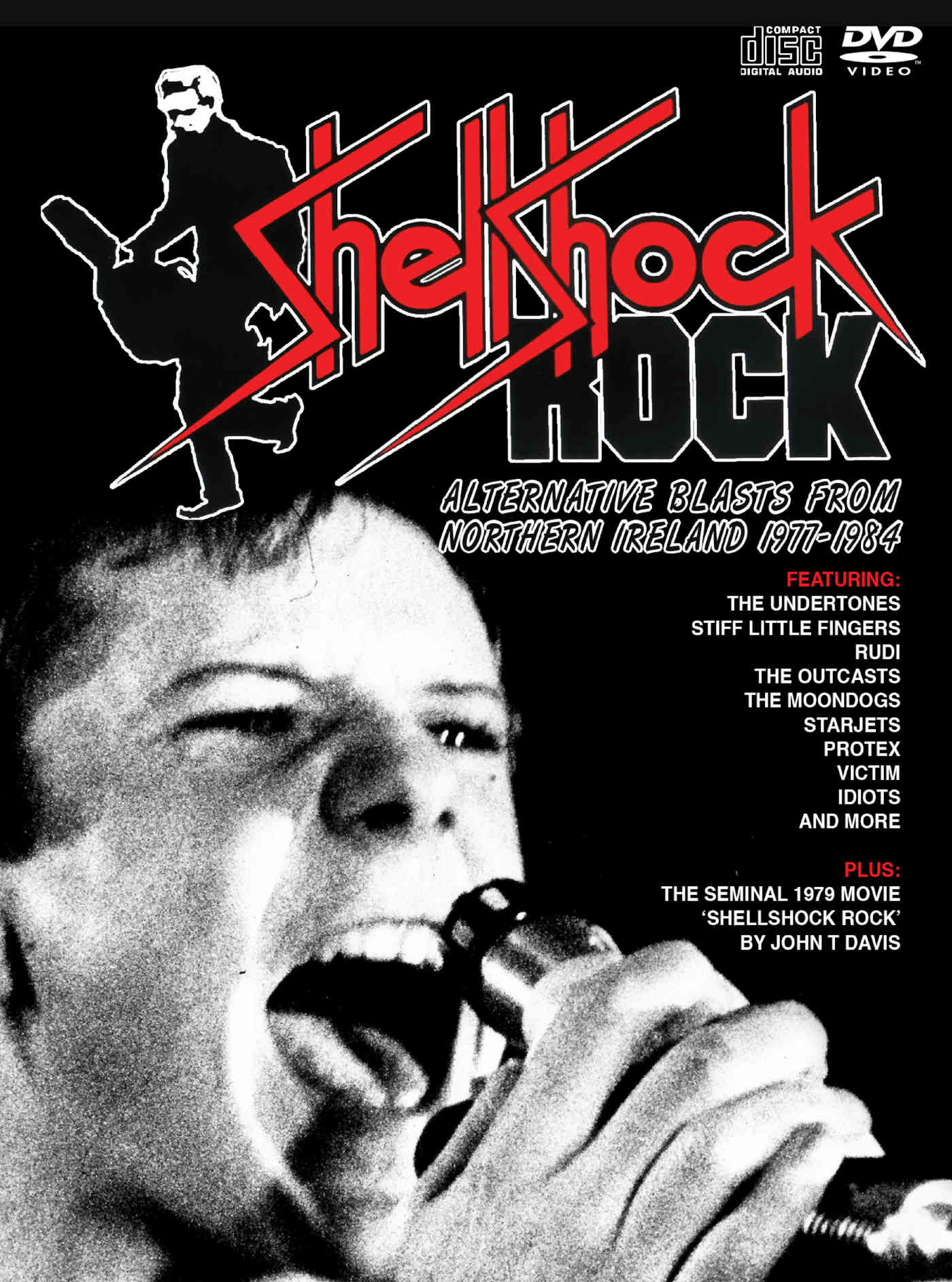 News – Shellshock Rock – Alternative Blasts From Northern Ireland 1977-1984