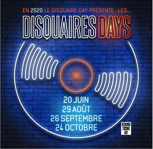 News – Disquaire Day – 20 juin 2020