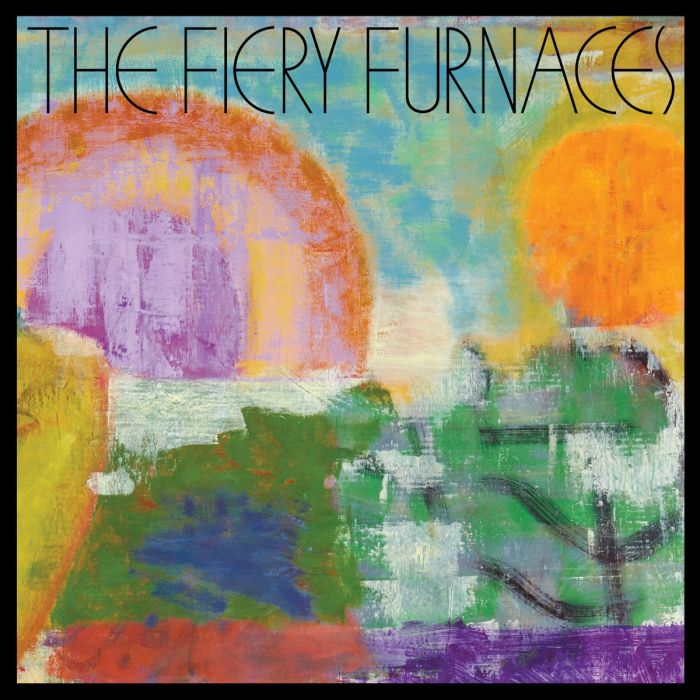 Cover Fiery Furnaces - Down at the So and So on Somewhere