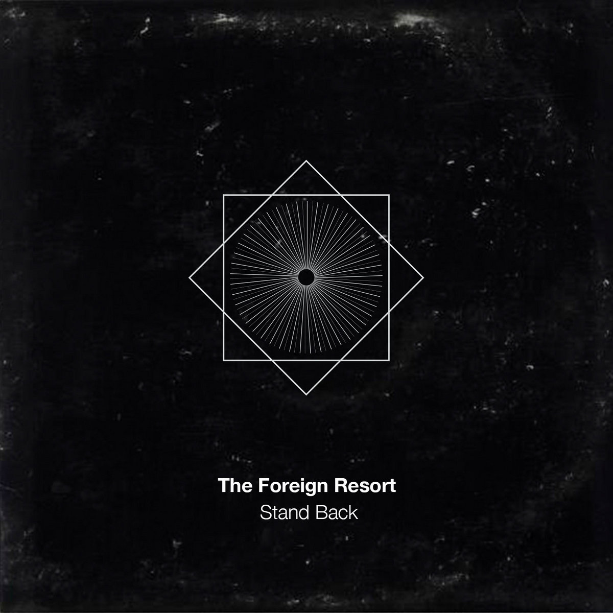 Post-punk shivers -The Foreign Resort – Stand Back
