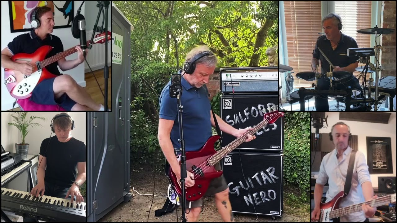 Le Live de la semaine – Peter Hook & The Light – Salford Music Festival 2020