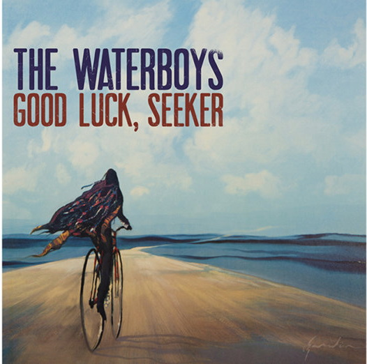 News – The Waterboys – Good Luck, Seeker