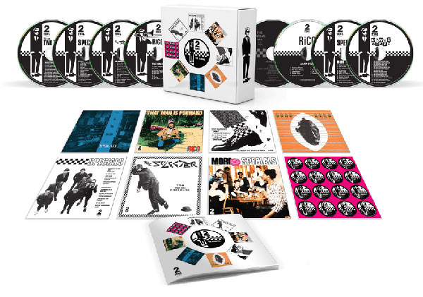 News – Two Tone: The Albums – 8CD box