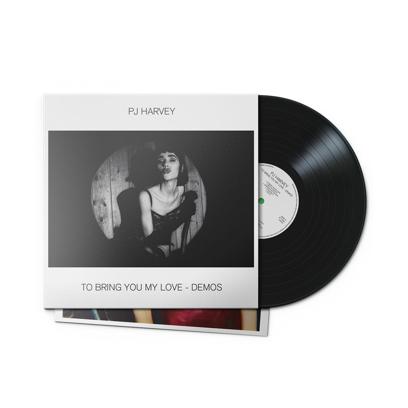 News – PJ Harvey – To Bring You My Love – Reissue