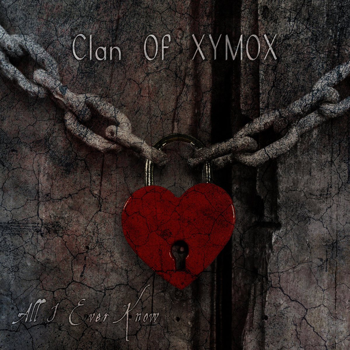 News – Clan Of Xymox – All I Ever Know – EP