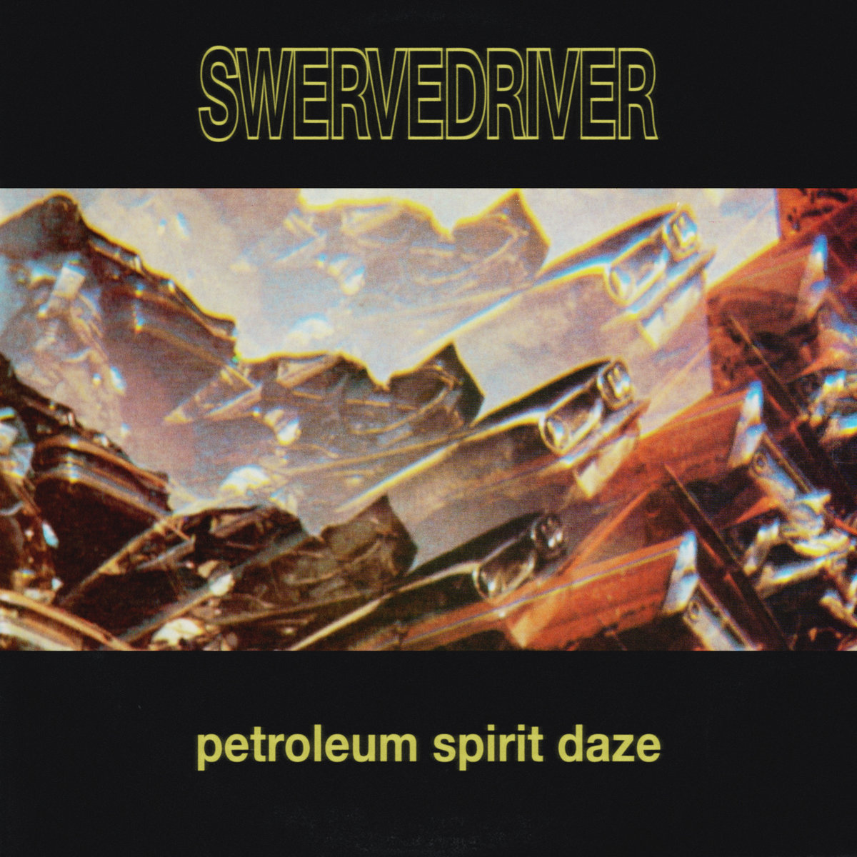 News – Swervedriver – Petroleum Spirit Daze EP