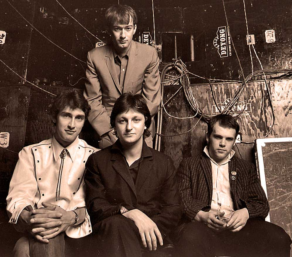 News – Gang of Four – Partenariat avec Matador Records