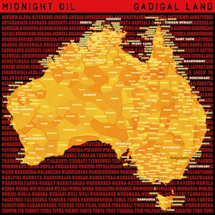 News – Midnight Oil – Gadigal Land