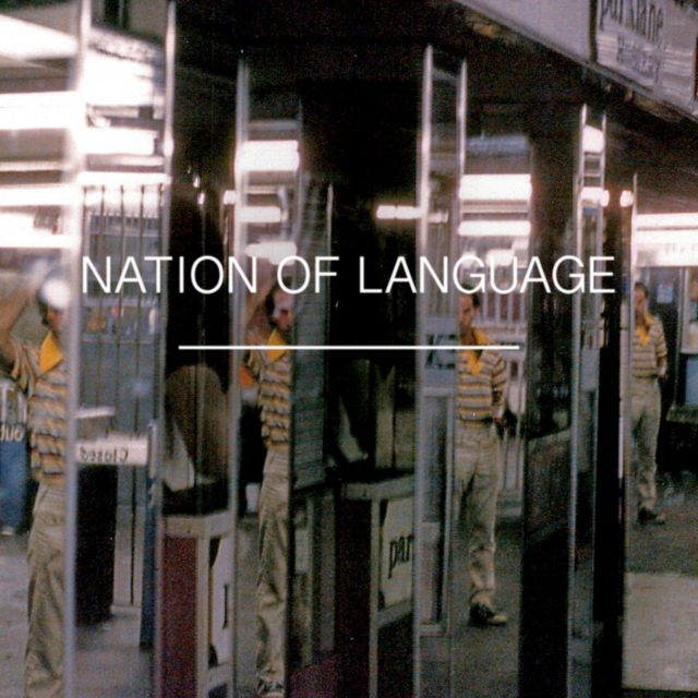 News – Nation Of Language – Gouge Away (Pixies cover)