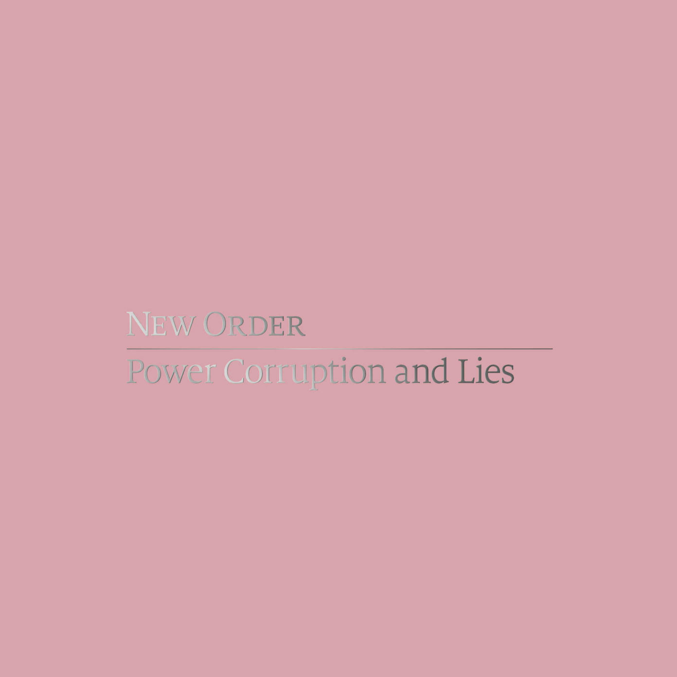 New Order – Power Corruption & Lies – Definitive Edition Box Set
