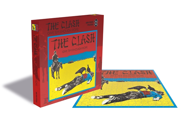 Curiosities – The Clash – Jigsaw Puzzles