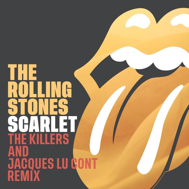 News – The Rolling Stones – Scarlet feat. Jimmy Page (The Killers & Jacques Lu Cont)