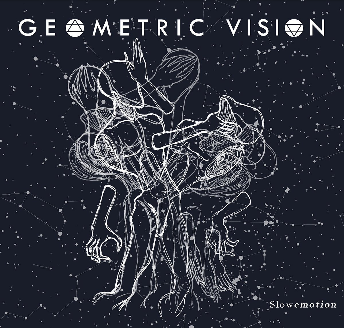 Post-punk shivers – Geometric Vision – Slowemotion
