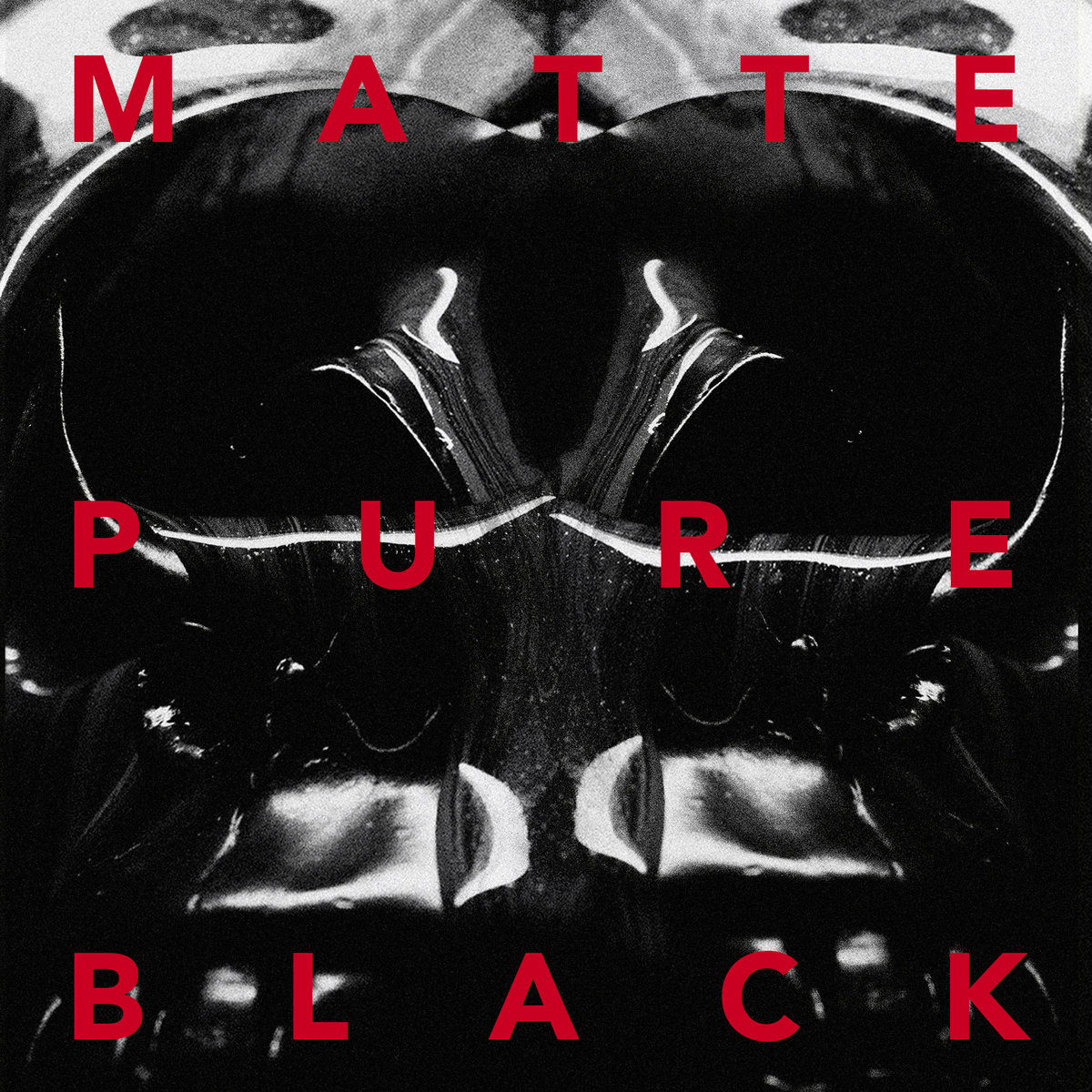Electro News @ – Matte Black – Pure