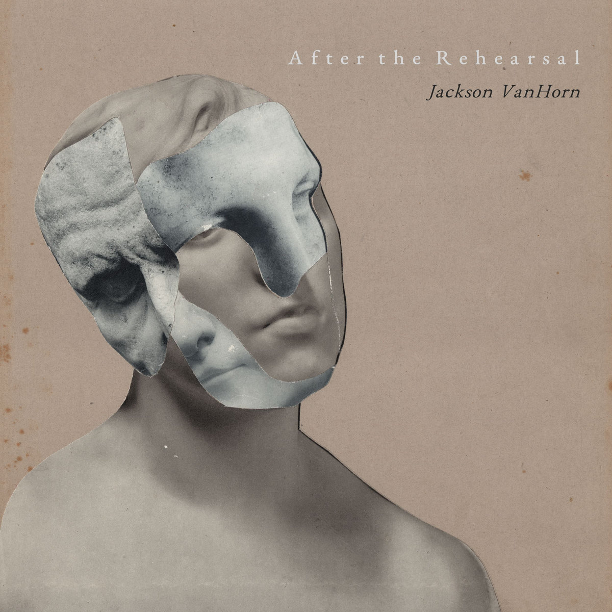 Post-punk shivers – Jackson VanHorn – After the Rehearsal