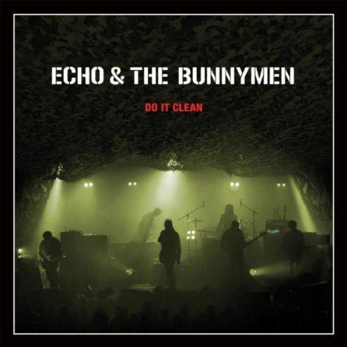 News – Echo & The Bunnymen – Do It Clean – Live