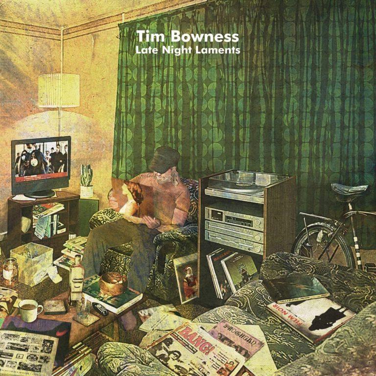 News – Tim Bowness – Late Night Laments