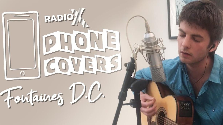 Le Live de la semaine – Fontaines D.C. – Live on Radio X