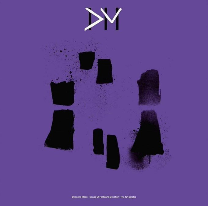 News – Depeche Mode – Songs Of Faith And Devotion | The 12″ Singles