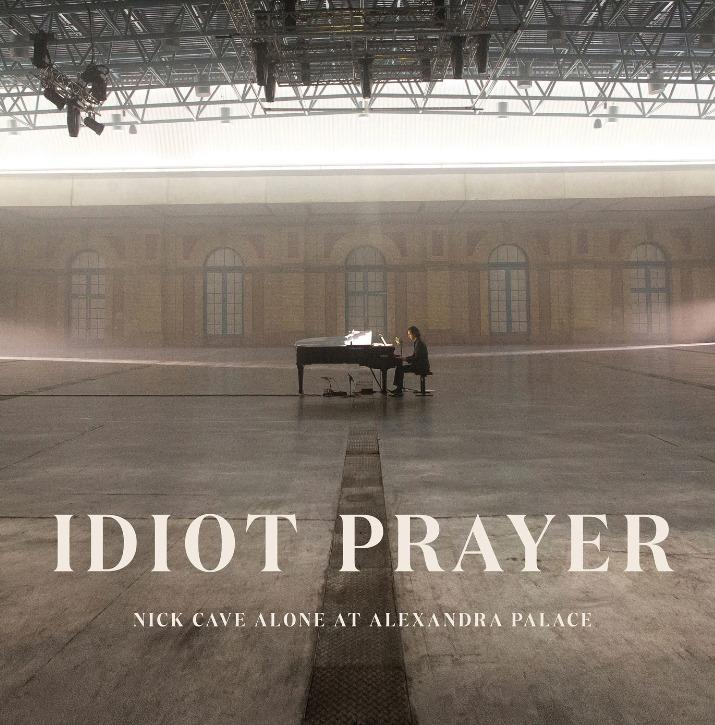 News – Idiot Prayer : Nick Cave Alone at Alexandra Palace