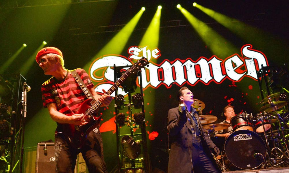 News – The Damned – The Rockfield Files EP