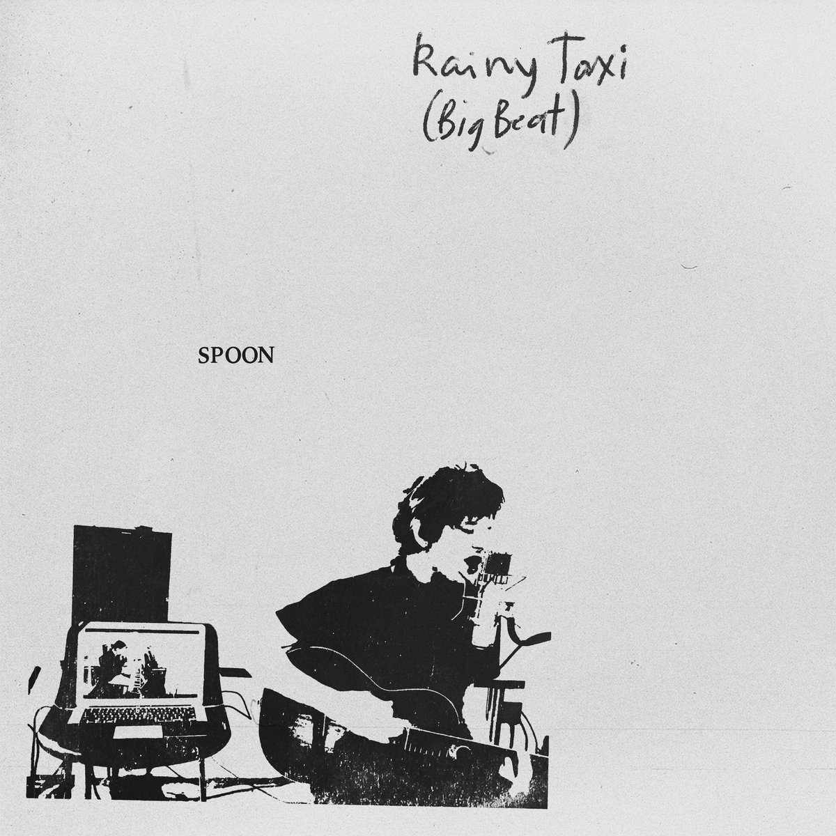 News – Spoon – Rainy Taxi (Big Beat)