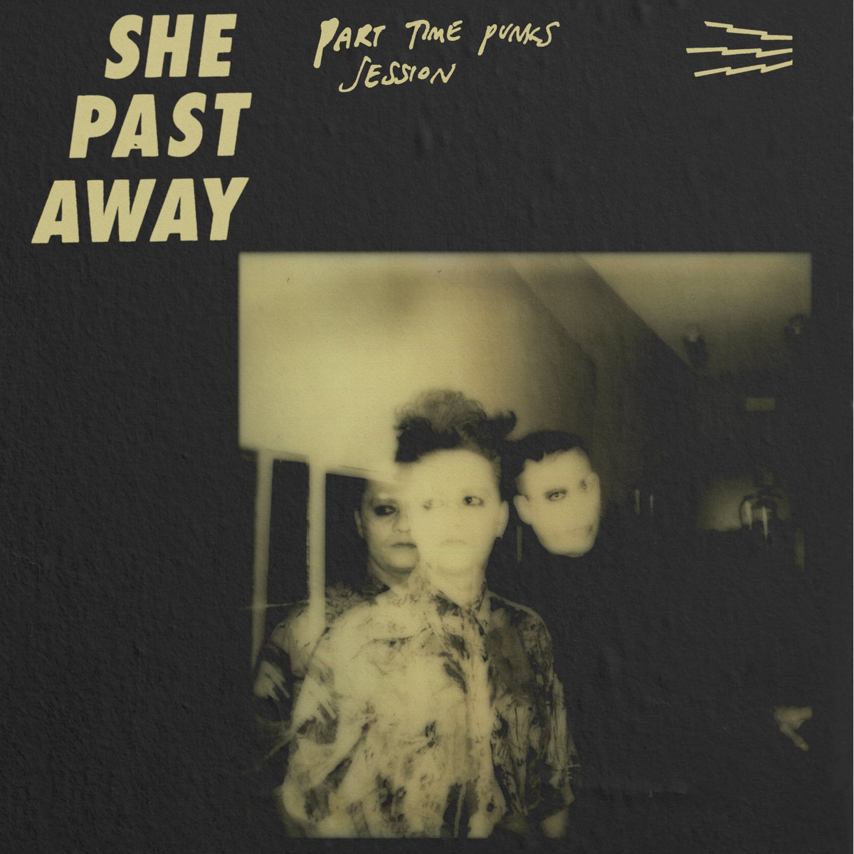 Post-punk shivers – She Past Away – Part Time Punks Session