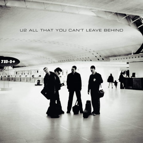 U2 – All That You Can't Leave Behind – 20th Anniversary Editions