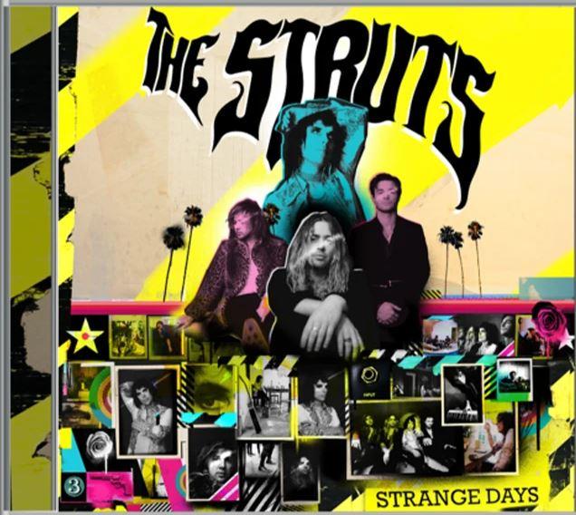 News – The Struts – Strange Days