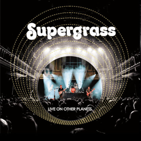News – Supergrass – Live On Other Planets